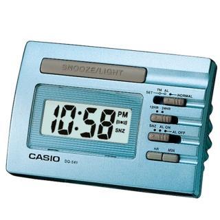 【CASIO】實用貪睡桌上型鬧鐘(DQ-541D-2)