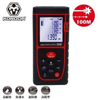 【KONQOR】「高精度」防震防塵潑水雷射測距儀 - 100米