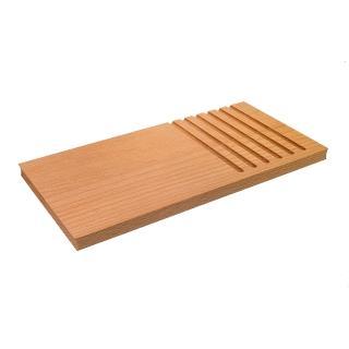 【丹麥 Scanwood】山毛櫸盛菜盤 26x13cm