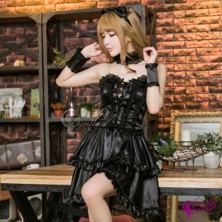 【Sexy Cynthia】角色扮演 馬甲式女僕七件式角色扮演服