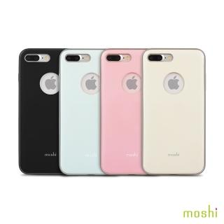 【Moshi】iGlaze Clear for iPhone 8/7 Plus 超薄時尚保護背殼