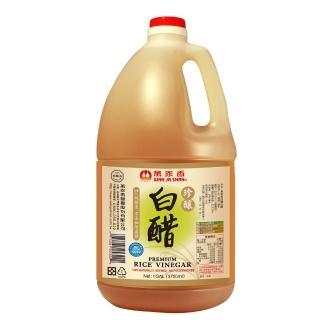 【萬家香】珍釀白醋(3750ml)