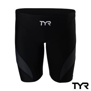 【美國TYR】男用訓練及膝泳褲Aura Jammer Gray(台灣總代理)