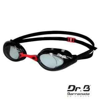 【美國巴洛酷達Barracuda】光學度數泳鏡巴博士Dr.B(#72995 AQUACRISTAL)