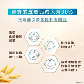 【Aveeno 艾惟諾】嬰兒燕麥保濕乳(227g_嬰兒乳液)