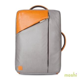 【Moshi】Venturo 挺版便攜式筆電斜肩背包