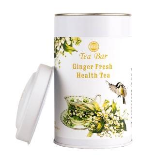 【B&G 德國農莊 Tea Bar】有機檸檬草薑茶 中瓶(130g)