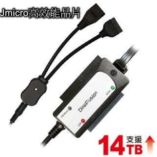 【伽利略】光速線 旗艦版 USB2.0 to SATA+IDE(UTSIO-01)
