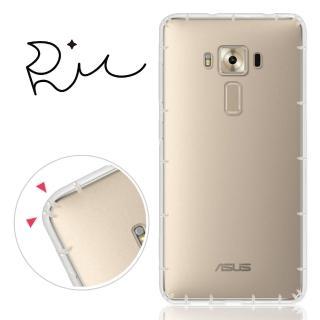【RedMoon】ASUS ZenFone3 Deluxe/ZS550KL 5.5吋 防摔氣墊透明TPU手機軟殼