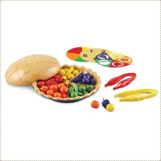 【美國Learning Resources教學資源 - 超級水果派】