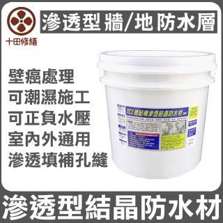 【十田】TCI微結構滲透結晶防水材 5kg