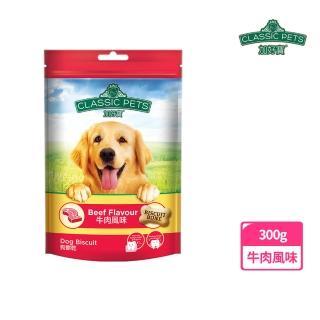 Classic Pets 加好寶狗餅乾 牛肉風味300g * 5包