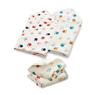 【嬰兒寶寶連帽包巾/浴巾】