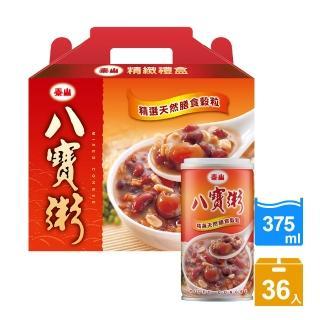 【泰山】八寶粥375g禮盒(12入X3盒)