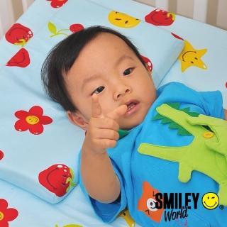 【SmielyWorld】《微笑寶貝》恆溫水冷凝膠兒童平枕(8款)