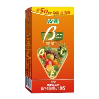 【波蜜】果菜βCE飲料300ml(24入/箱)