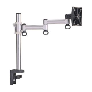 【FOGIM】夾桌懸臂式液晶螢幕支架-單螢幕 終身保固(TKLA-5082C4-SM)