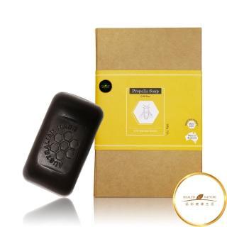 【HEALTH NATURE】麥盧卡蜂蜜蜂膠香皂100g 3入(麥盧卡蜂蜜.蜂膠)