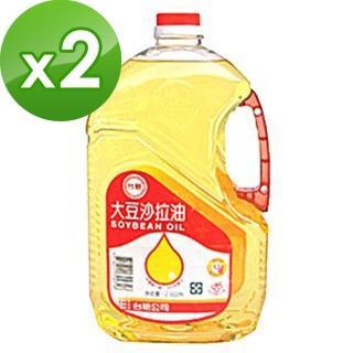 【台糖】大豆沙拉油 2.6Lx2入