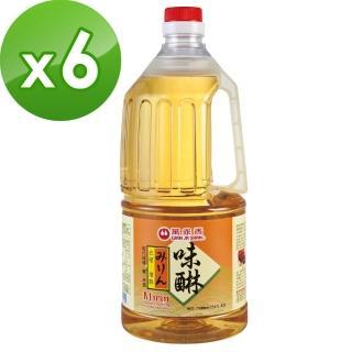 【萬家香】味醂(1500ml)X6入