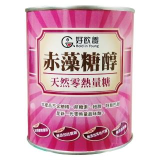 【糖友專區】好飲養Hold in Young赤藻糖醇代糖(600公克/罐)