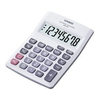 【CASIO】8位國家考試機型計算機(MW-8V-WE)