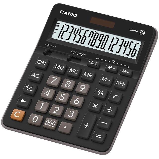 【CASIO】16位數商務系列計算機(GX-16B)