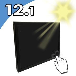 【Nextech】M系列 12.1吋-室外型 電阻式觸控螢幕(高亮度1000 nits)