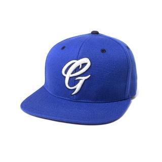 【富邦悍將】G帽徽後扣式平眉棒球帽(兒童款)