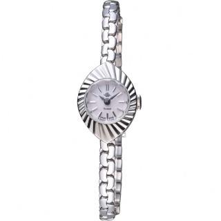 【玫瑰錶 Rosemont】骨董風玫瑰系列X杏仁果狀時尚鍊錶(TRS47-03-MT)