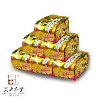 【名池茶業】2017銷售冠軍茶王阿里山烏龍茶(6件組/附贈精美提袋*1)