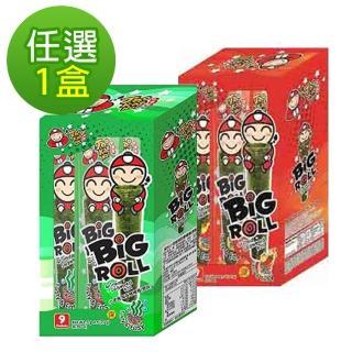 【泰國小老板】海苔棒棒捲9支/盒(原味/辣味任選)