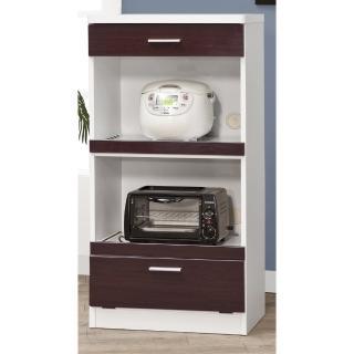 【台灣製造】鏡面板廚房收納櫃-60公分寬(廚房櫃/置物櫃/E1等級板材)