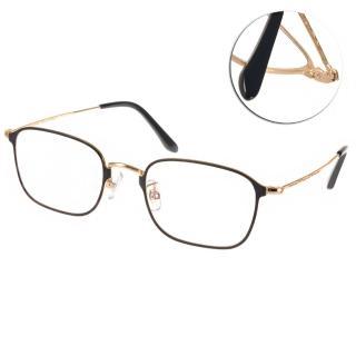 【NINE ACCORD 眼鏡】文青細方框款(黑-金#NICRO CL2 C02)