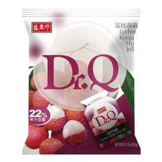 【盛香珍】Dr. Q 荔枝蒟蒻 265g(每包約14入)
