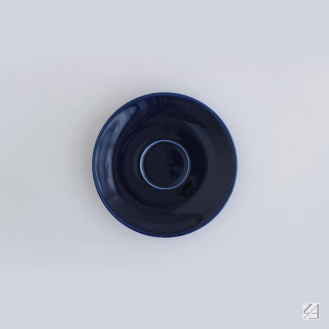 【日本ORIGAMI】日本職人手作美濃燒-摺紙咖啡陶瓷杯(濃縮杯專用盤