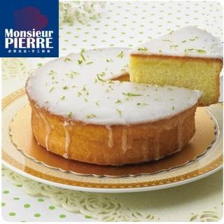 【皮耶先生】鄉村檸檬蛋糕(450g/6吋/入)