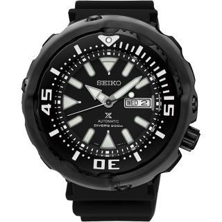 【SEIKO】精工 Prospex Scuba 水中蛟龍機械腕錶-51mm(4R36-05S0SD  SRPA81J1)
