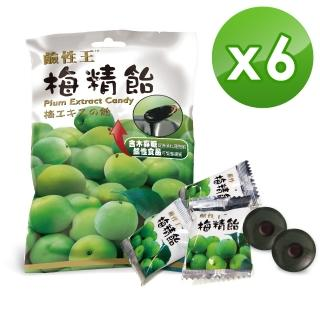 【長榮生醫】鹼性王梅精貽(鹼回健康6包組)