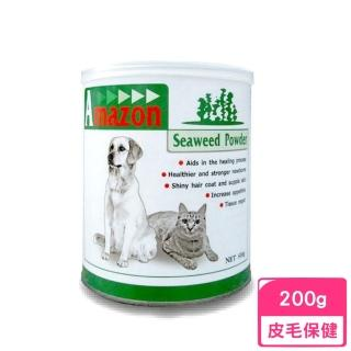【Amazon 愛美康】天然犬貓用海藻營養粉 200g(NW-AM-08)