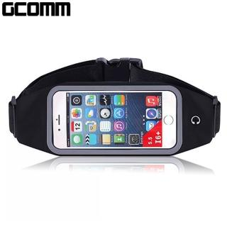 【GCOMM SPORT】穿戴式音樂防汗水運動腰包(5.7吋以下通用)