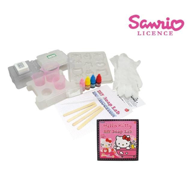 【酷博士】科學玩具_KITTY創意肥皂DIY樂鋪_WS016H