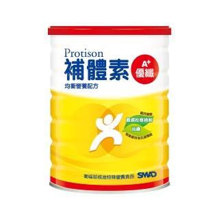 【補體素】優纖A+ 900公克(5纖維+植醇)