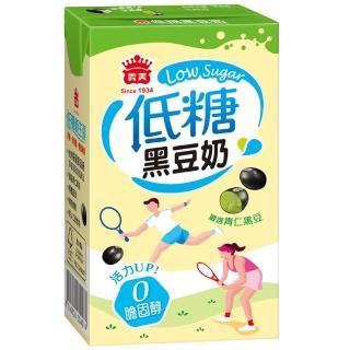 【義美】低糖黑豆奶250mlx24入)/