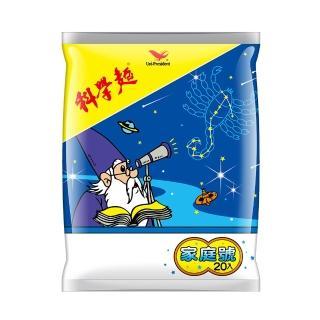 【科學麵】科學麵原味20入Mini包/袋(香脆無法擋)