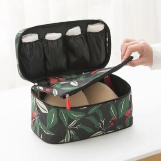 【JIDA】禾風超質感加厚防潑水內衣收納包