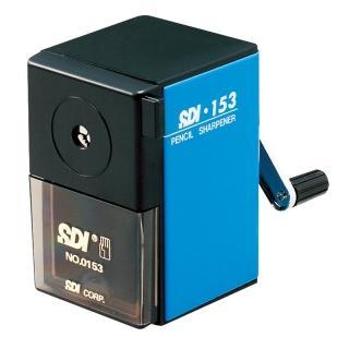 【SDI】經典削鉛筆機0153P/黑藍/混色(鉛筆)
