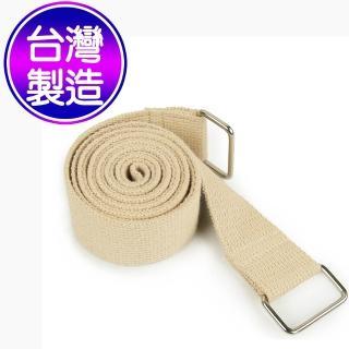 【Yenzch】瑜珈純棉伸展帶 RM-11132(2入)