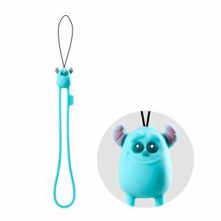 【Bone】毛怪防刮彈力吊繩(迪士尼官方授權 怪獸電力公司 怪獸大學 無毒認證矽膠)