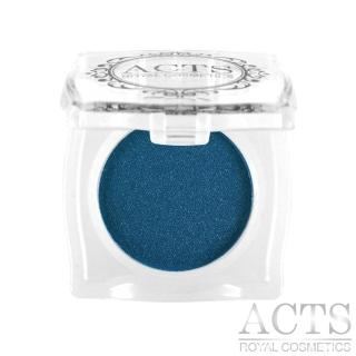 【ACTS 維詩彩妝】細緻珠光眼影 珠光灰礦藍6404